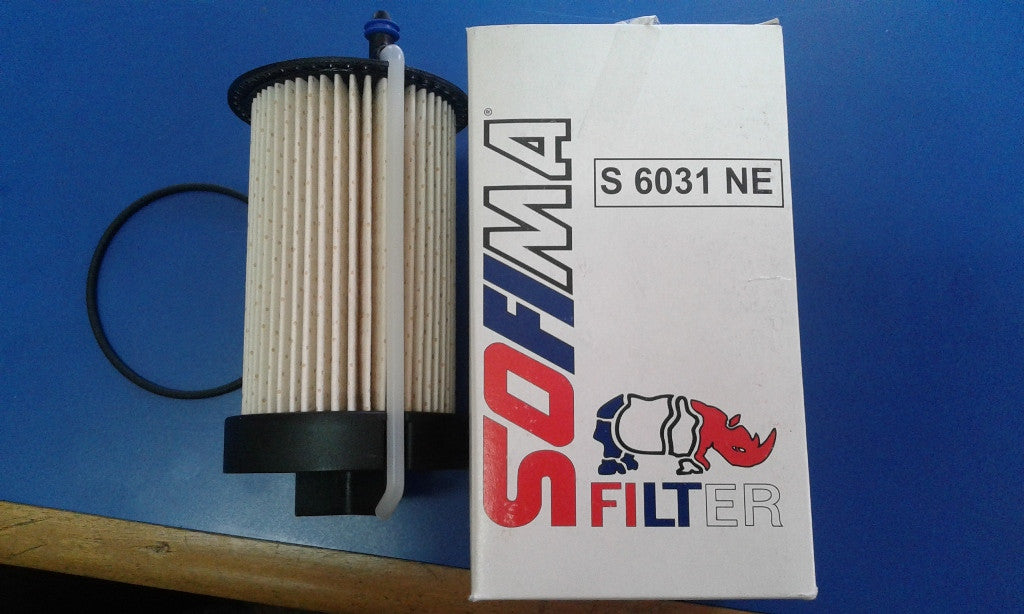 S6031 - SKODA LAURA /SUPERB 2.0TDI DIESEL FILTER WITH WATER SEPARATOR from UFI