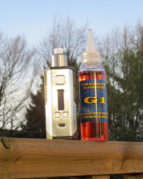 Zero Nicotine E-Liquid for 6mg use