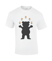 Juggling Bear