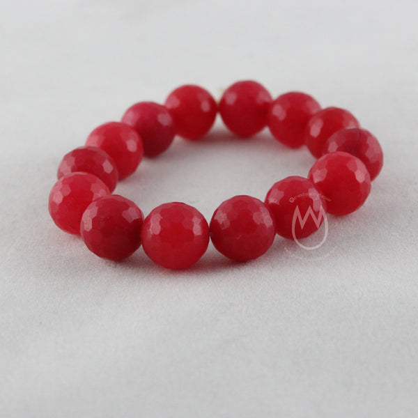 Red Jade Bracelet - Dream Stone - Grand Istanbul Bazaar