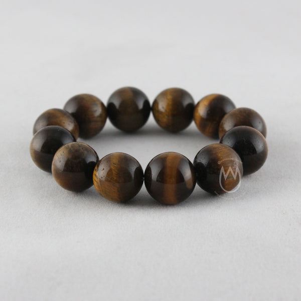 Shape Shifter - Tiger Eye Bracelet - Grand Istanbul Bazaar