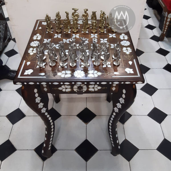 Chess Board 💚 Tablero de Ajedrez - Grand Istanbul Bazaar