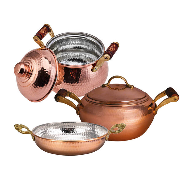Copper Kitchenwares - Grand Istanbul Bazaar