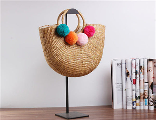 High Quality Rattan Bag - Grand Istanbul Bazaar