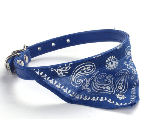 FREE Adjustable Neck Bandanna for Dogs