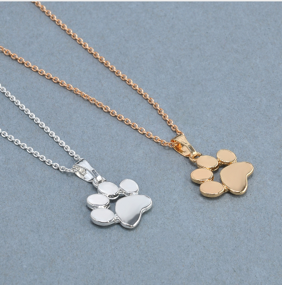 FREE Paw Necklace