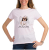 'Shih Tzu are Angels' Women's T-Shirt