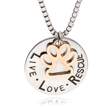 FREE Rescue Dog Necklace