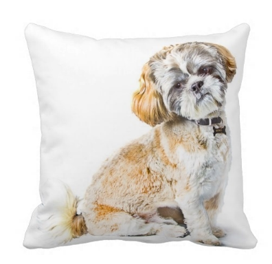 Shih Tzu Pillow Case