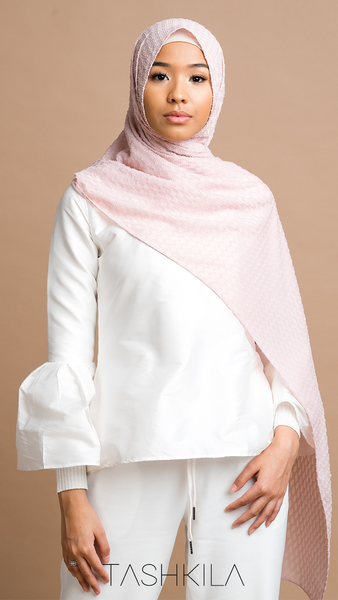 Glam Raya - Textured Shawl