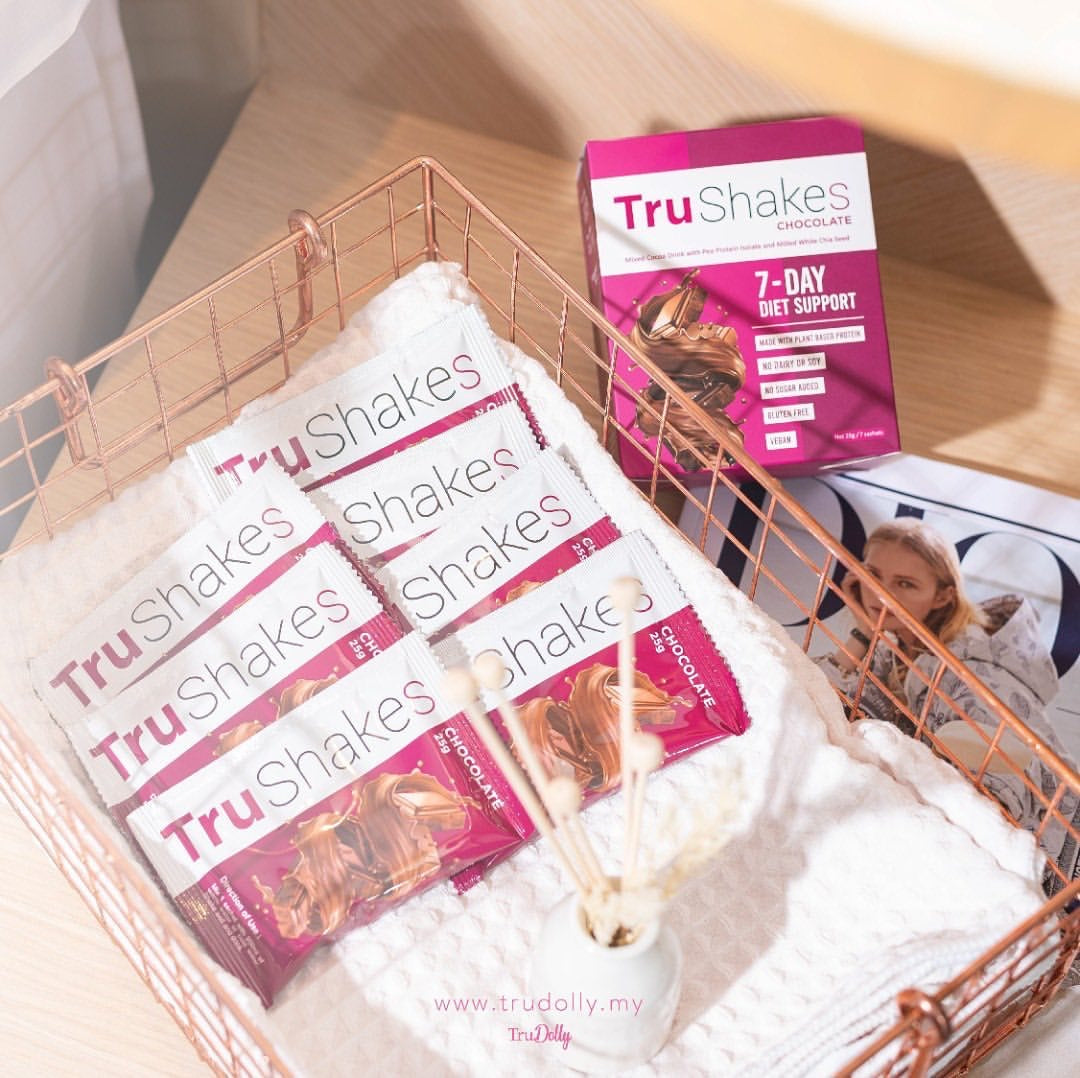 TruShakes Meal Replacement Chocolate Drink