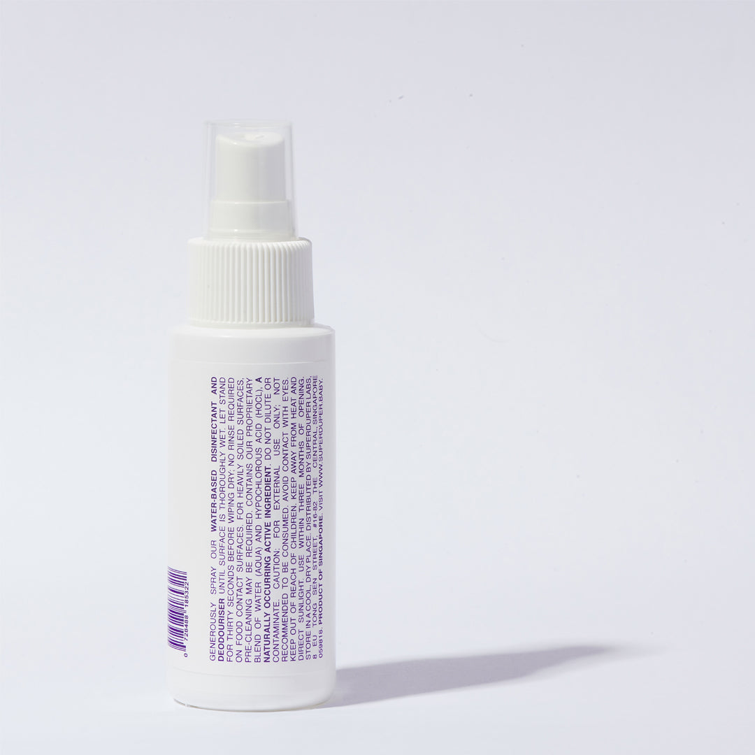 Wax on, Wax off - multi-surface disinfectant (70ml)