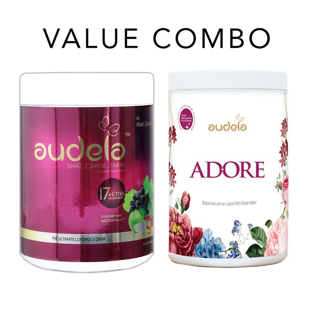 VALUE COMBO: AUDELA + ADORE