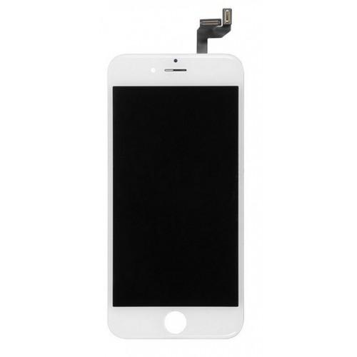 For Apple iPhone 6S - LCD Digitizer Touch Screen Assembly - Without Spare Parts - White - OEM