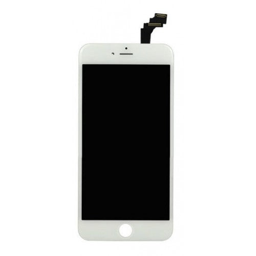 For Apple iPhone 6 Plus - LCD Digitizer Touch Screen Assembly - Without Spear Parts - White - Genuine OEM