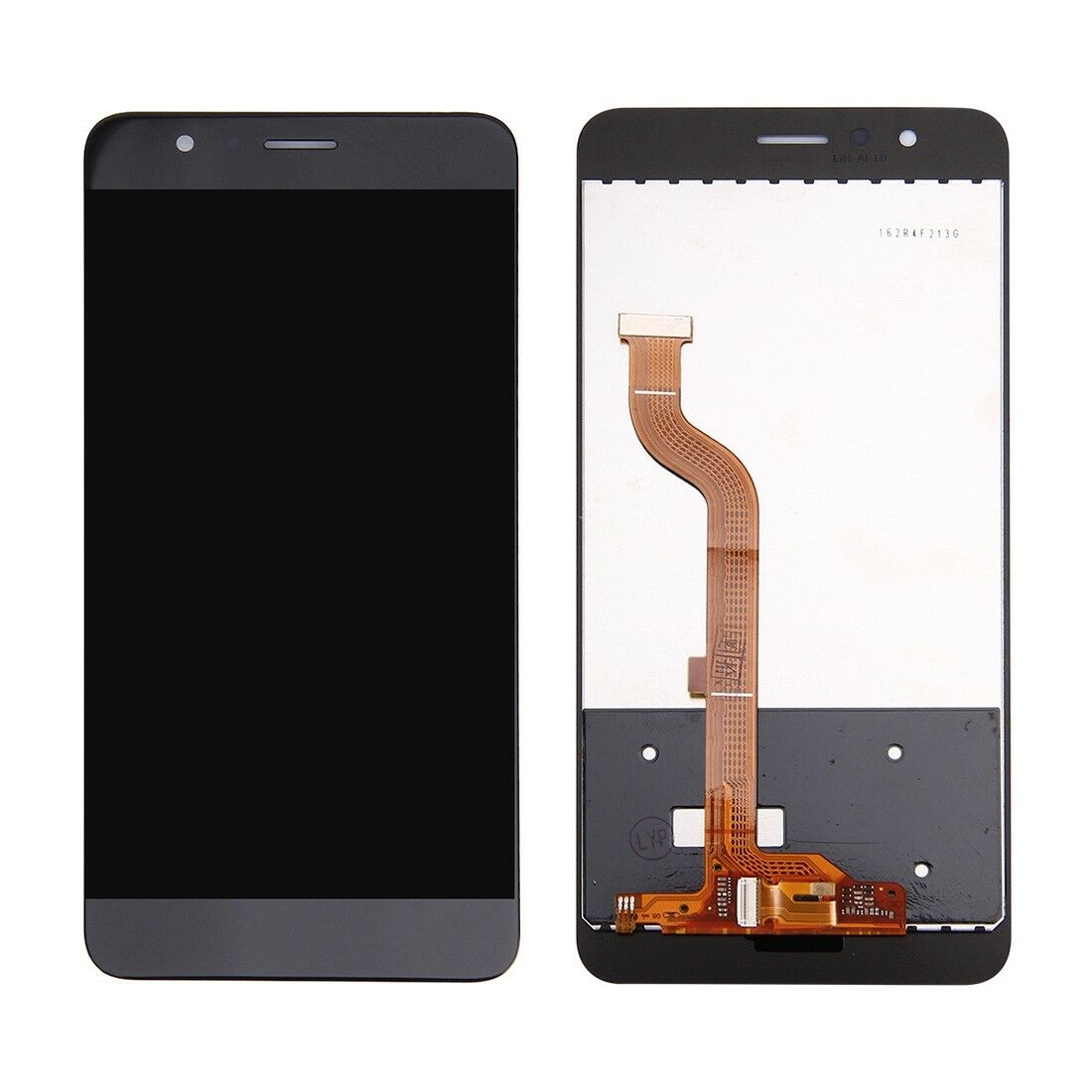 Huawei Honor 8 - LCD Digitizer Touch Screen Assembly - Black - OEM