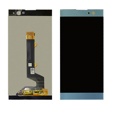 Sony Xperia XA2 - LCD Digitizer Touch Screen Assembly - Blue - OEM
