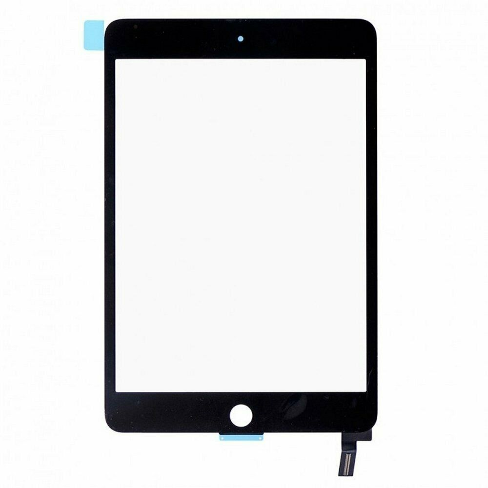 Black iPad Mini 4 Glass Digitizer Touch Replacement Screen