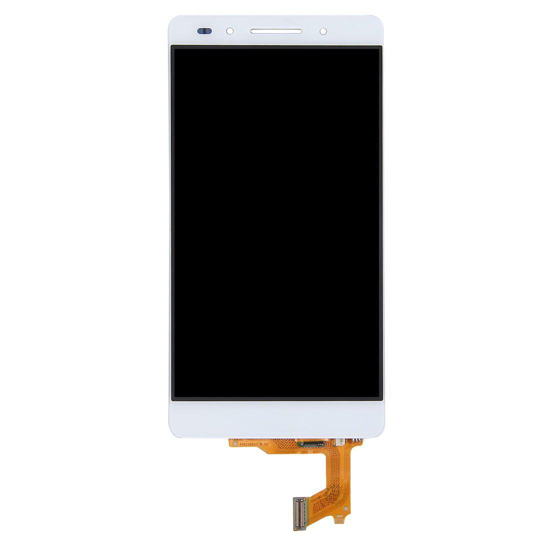 Huawei Honor 7 - LCD Digitizer Touch Screen Assembly - White - OEM