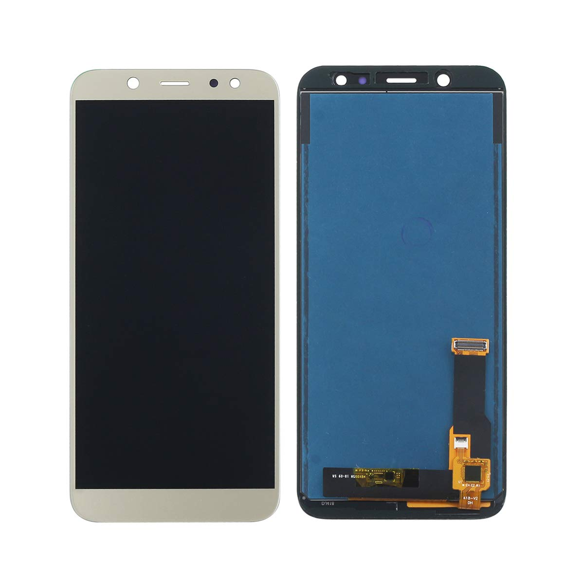 For Samsung Galaxy A6 A600 2018 - LCD Digitizer Touch Screen Complete Assembly - Gold