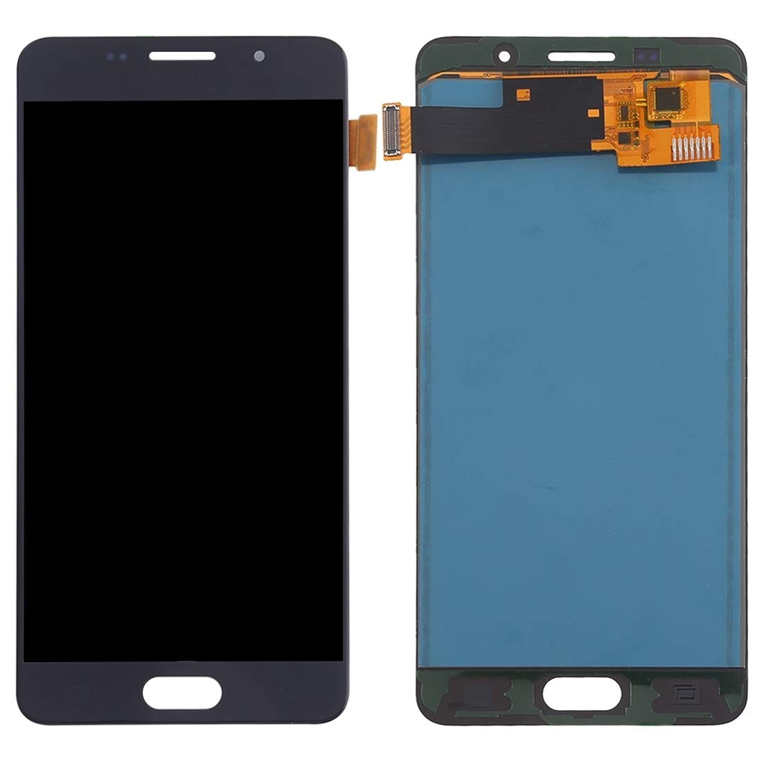 For Samsung Galaxy A5 A510 2016 - LCD Digitizer Touch Screen Complete Assembly - Black