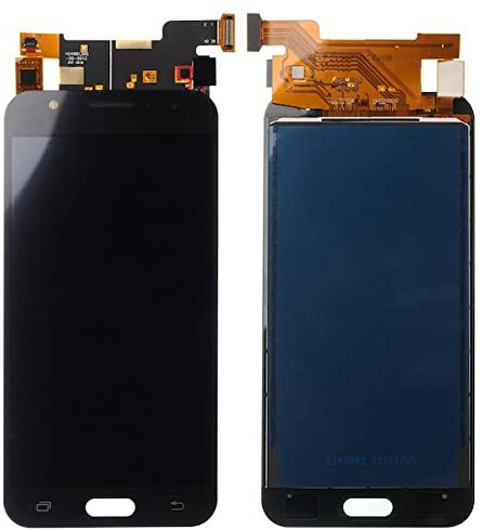 For Samsung Galaxy J5 J500 2015 - LCD Digitizer Touch Screen Complete Assembly - Black