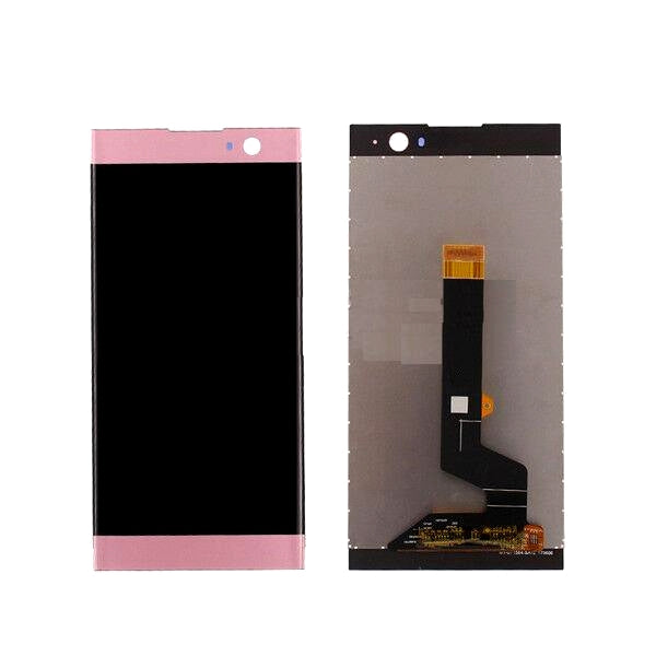 Sony Xperia XA2 - LCD Digitizer Touch Screen Assembly - Pink - OEM