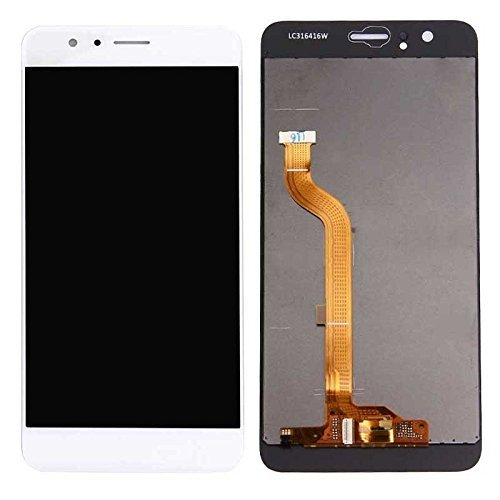 Huawei Honor 8 - LCD Digitizer Touch Screen Assembly - White - OEM