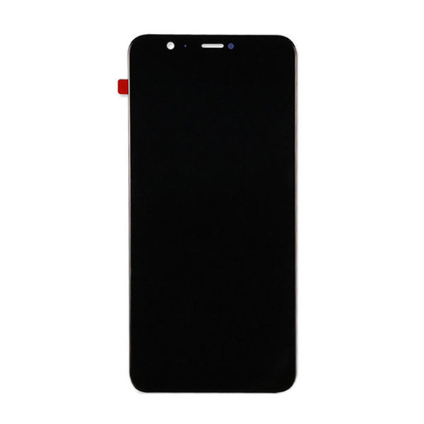 For Huawei P Smart 2018 - LCD Digitizer Touch Screen Assembly - Black - OEM