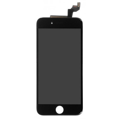 For Apple iPhone 6S - LCD Digitizer Touch Screen Assembly - Without Spear Parts - Black - Genuine OEM