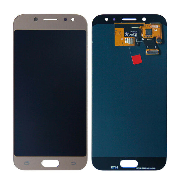 For Samsung Galaxy J5 J530 2017 - LCD Digitizer Touch Screen Complete Assembly - Gold