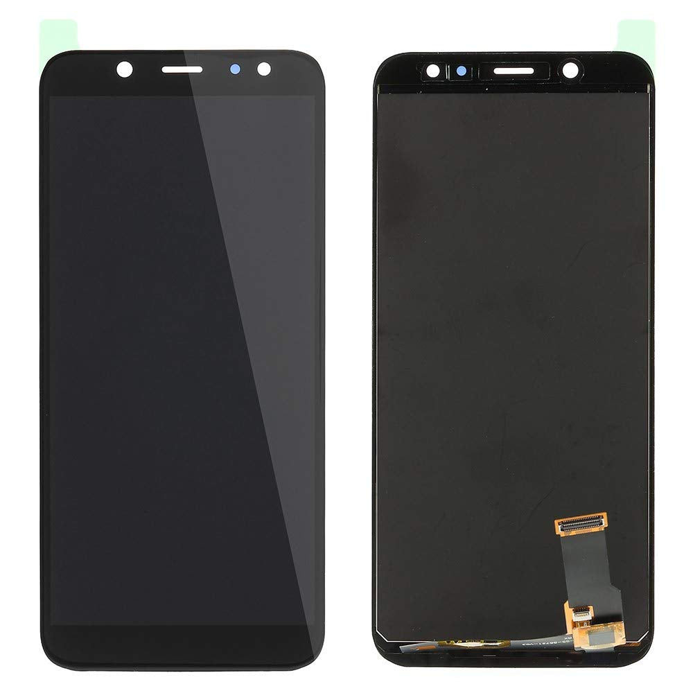 For Samsung Galaxy A6 A600 2018 - LCD Digitizer Touch Screen Complete Assembly - Black