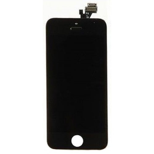 For Apple iPhone 5 5G - LCD Digitizer Touch Screen Assembly - Without Spare Parts - Black - OEM