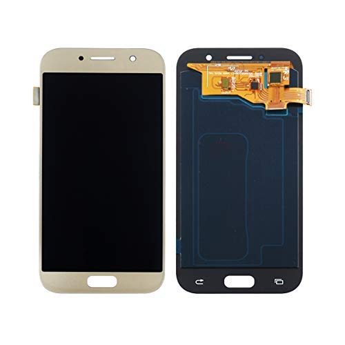 For Samsung Galaxy A5 A520 2017 - LCD Digitizer Touch Screen Complete Assembly - Gold