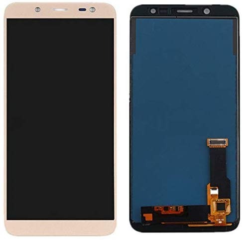 For Samsung Galaxy J6 SM-J600F 2018 - LCD Digitizer Touch Screen Complete Assembly - Gold