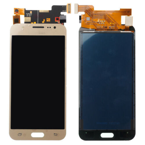 For Samsung Galaxy J5 J500 2015 - LCD Digitizer Touch Screen Complete Assembly - Gold