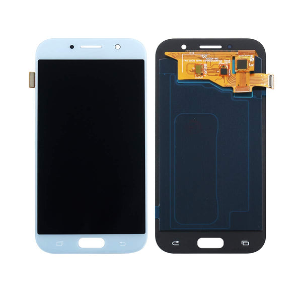 For Samsung Galaxy A5 A520 2017 - LCD Digitizer Touch Screen Complete Assembly - Blue