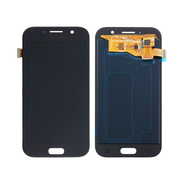 For Samsung Galaxy A5 A520 2017 - LCD Digitizer Touch Screen Complete Assembly - Black