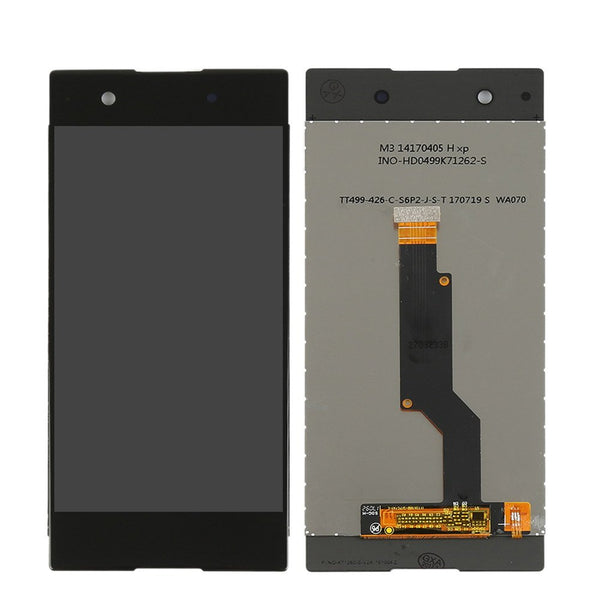 Sony Xperia XA1 - LCD Digitizer Touch Screen Assembly - Black - OEM
