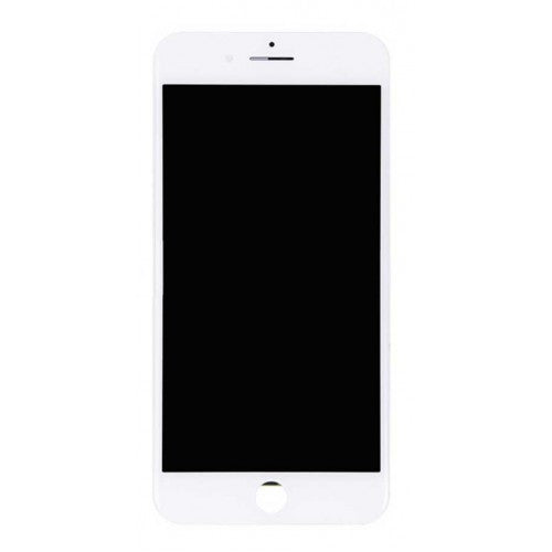 For Apple iPhone 8 Plus - LCD Digitizer Touch Screen Assembly - Without Spare Parts - White - OEM