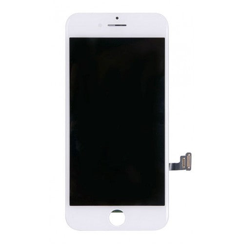 For Apple iPhone 8 - LCD Digitizer Touch Screen Assembly - Without Spare Parts - White - OEM