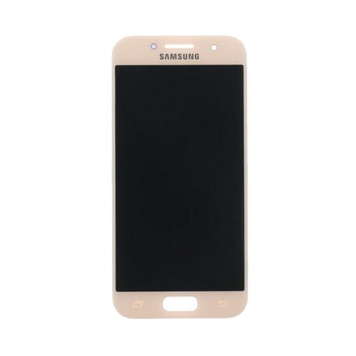 For Samsung Galaxy A3 A320 2017 - LCD Digitizer Touch Screen Complete Assembly - Gold
