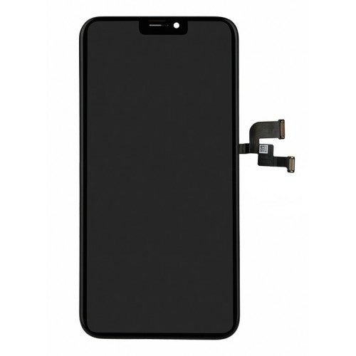For Apple iPhone X - LCD OLED Digitizer Touch Screen Assembly - Without Spare Parts - Black - OEM