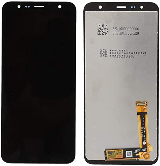 For Samsung Galaxy J6 PLUS SM-J610 2018 - LCD Digitizer Touch Screen Complete Assembly - Black