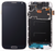 For Samsung Galaxy S4 i9500 - LCD Digitizer Touch Screen Complete Assembly - Black - Genuine OEM