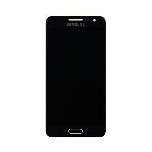 For Samsung Galaxy A3 A300 2015 - LCD Digitizer Touch Screen Complete Assembly - Black