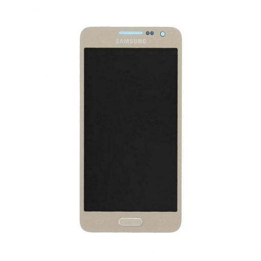 For Samsung Galaxy A3 A300 2015 - LCD Digitizer Touch Screen Complete Assembly - GOLD