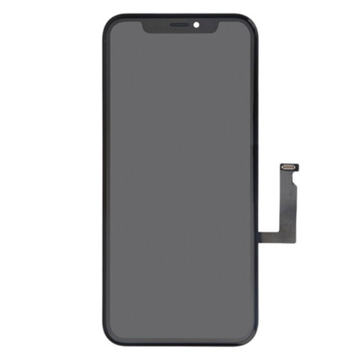 For Apple iPhone XR - LCD Digitizer Touch Replacement Screen Assembly - Black