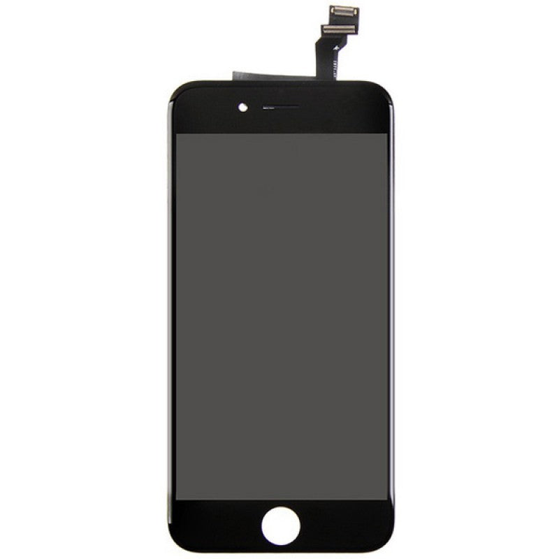 For Apple iPhone 6 6G - LCD Digitizer Touch Screen Assembly - Without Spare Parts - Black - OEM