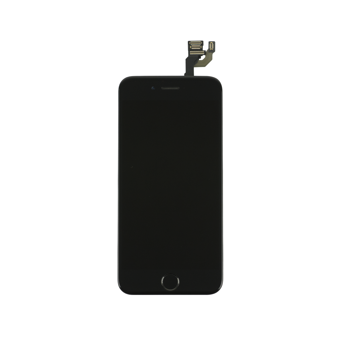 For Apple iPhone 6 6G - LCD Digitizer Touch Screen Complete Assembly - With Spare Parts - Black - OEM